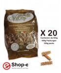 Vallolmo Sicilian durum wheat wholemeal fusilli