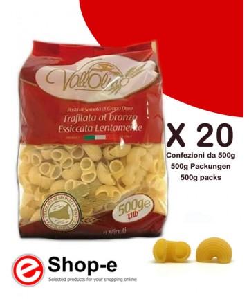 Chifferi di grano duro siciliano Vallolmo