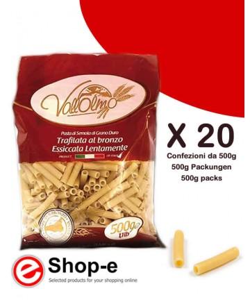 Sedani Lisci di grano duro siciliano Vallolmo