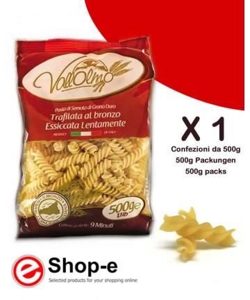 500g di Fusilli di grano duro siciliano Vallolmo