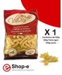 500g of Sicilian Vallolmo durum wheat fusilli
