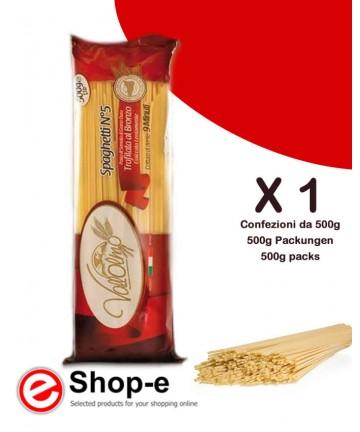Linguine di grano duro siciliano Vallolmo 500g