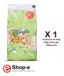 Hulled chickpeas grown in Sicily 400g