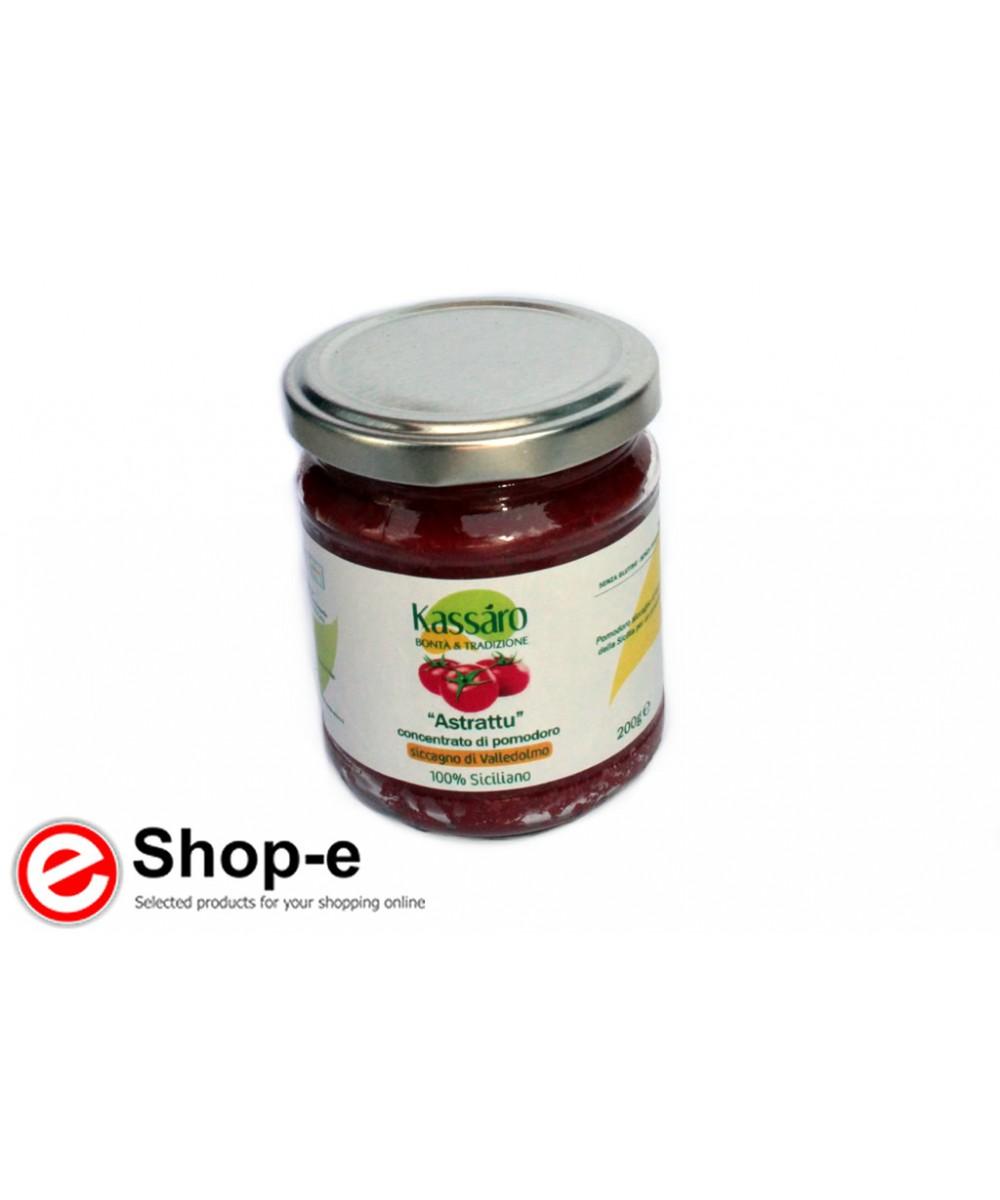 Concentrato di pomodoro siccagno