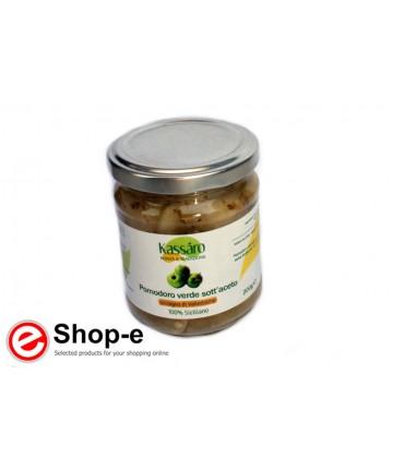 Pomodoro verde sotto aceto