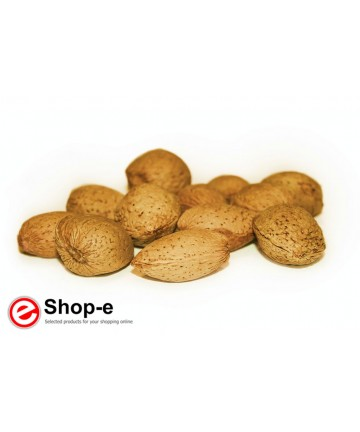 Sicilian almonds in shell