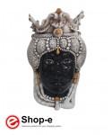 Caltagirone ceramic moor's head - Man h 38 cm