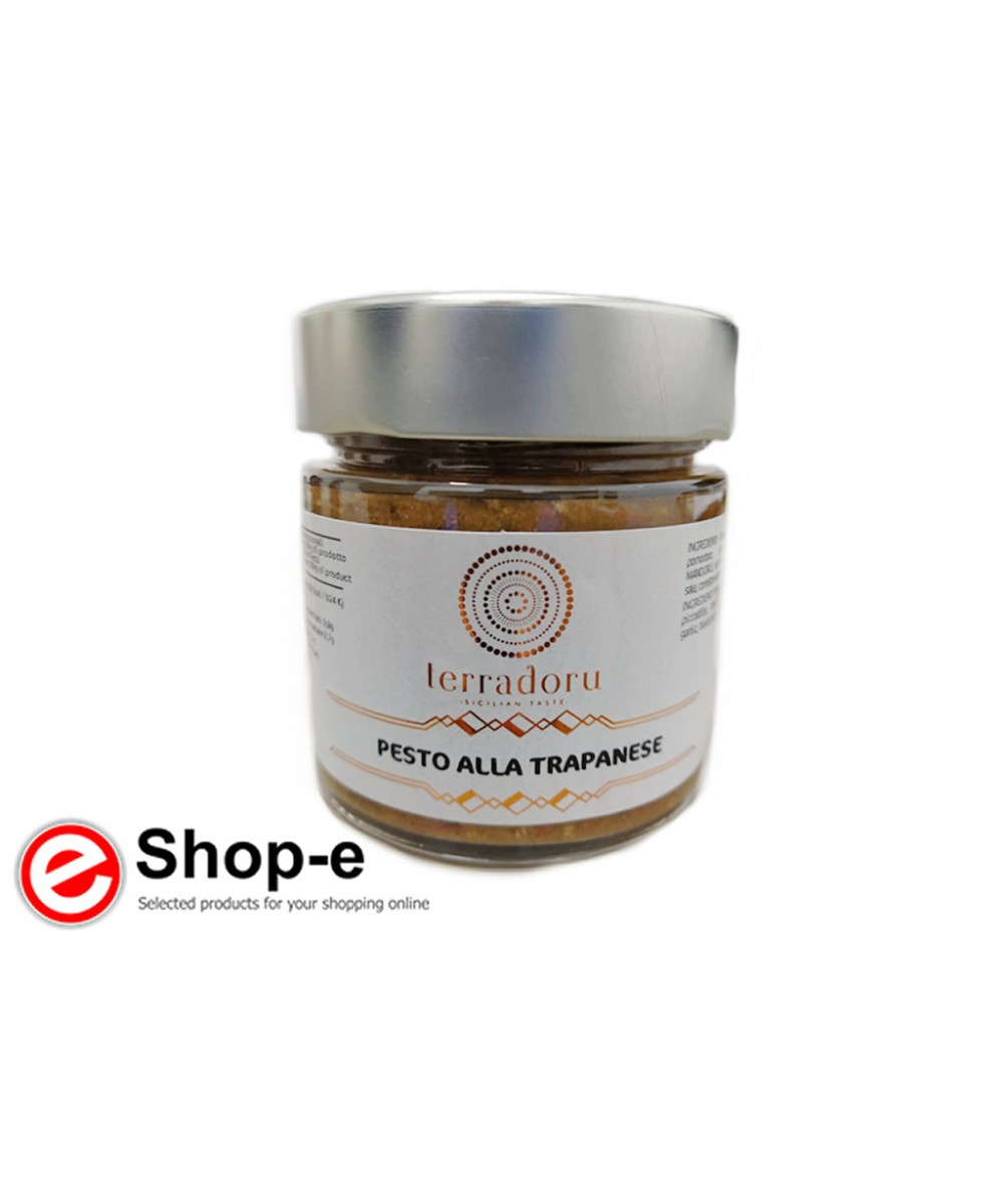 Trapanese pesto of 220 grams