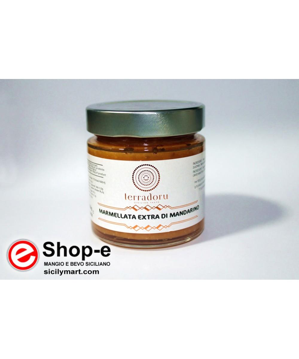 250 gram mandarin marmalade