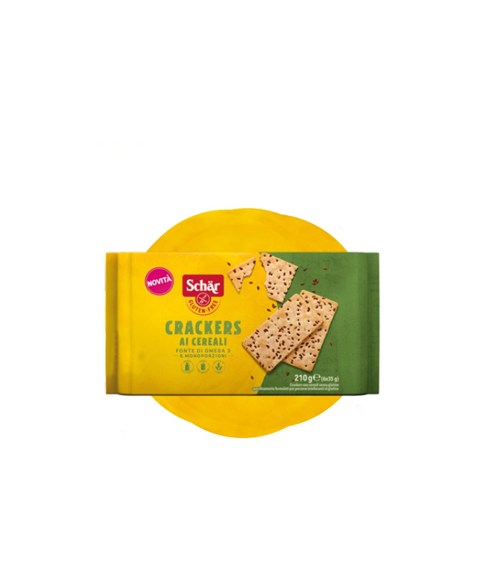 210g CEREAL CRACKERS