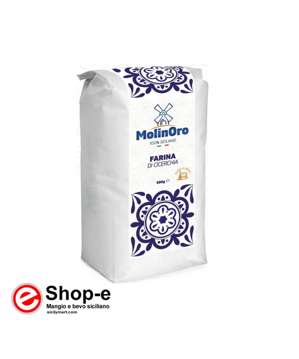 500g of CICERCHIA flour