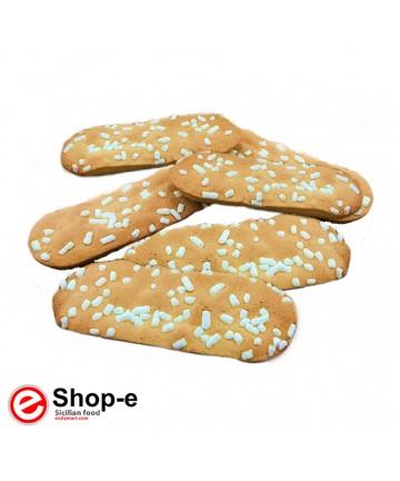 Vanille sizilianische Kekse