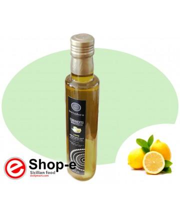 250 ml Dressing auf Basis von Olivenöl und sizilianischer Zitrone