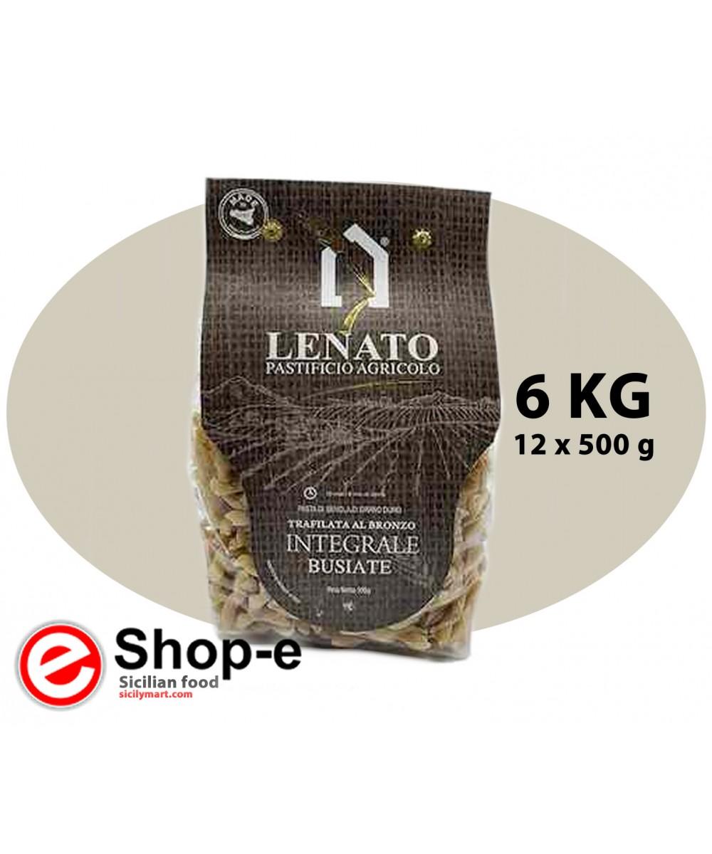 whole Sicilian durum wheat Busiata