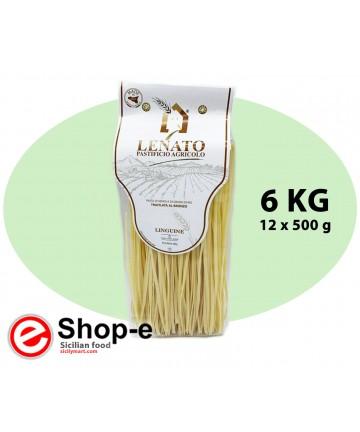 Sicilian durum wheat Linguine