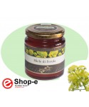 Sicilian black bee ferula honey