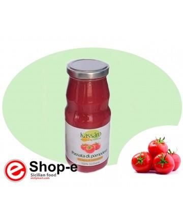 Siccagno di Valledolmo tomato sauce