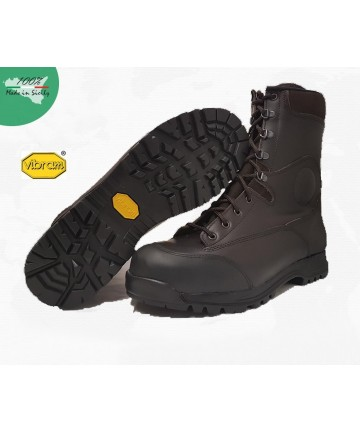Winter Military Amphibian Art. 650/2015 Moro - Vibram