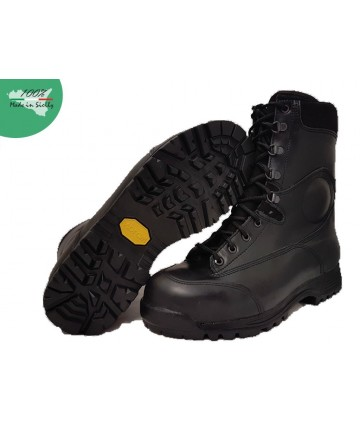 Winter Military Amphibian Art. 650/2015 Black - Vibram