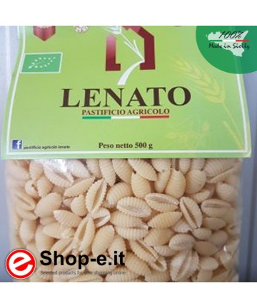5 kg of organic Sicilian durum wheat Cavatelli