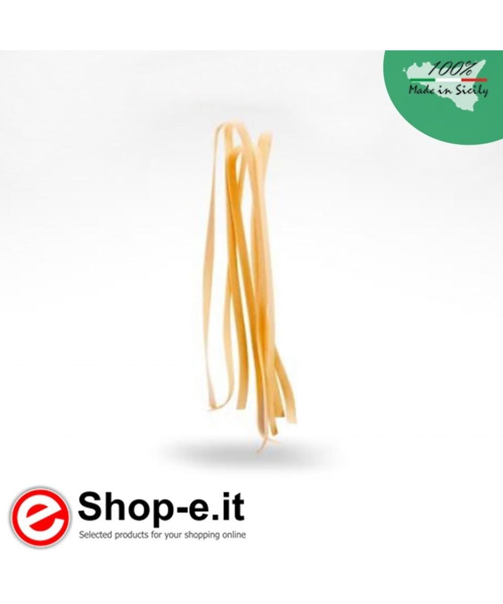 5 kg sizilianische Bio-Hartweizen-Tagliatelle