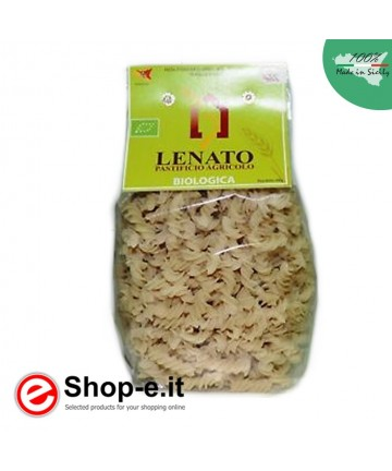 5 kg of organic Sicilian durum wheat fusilli