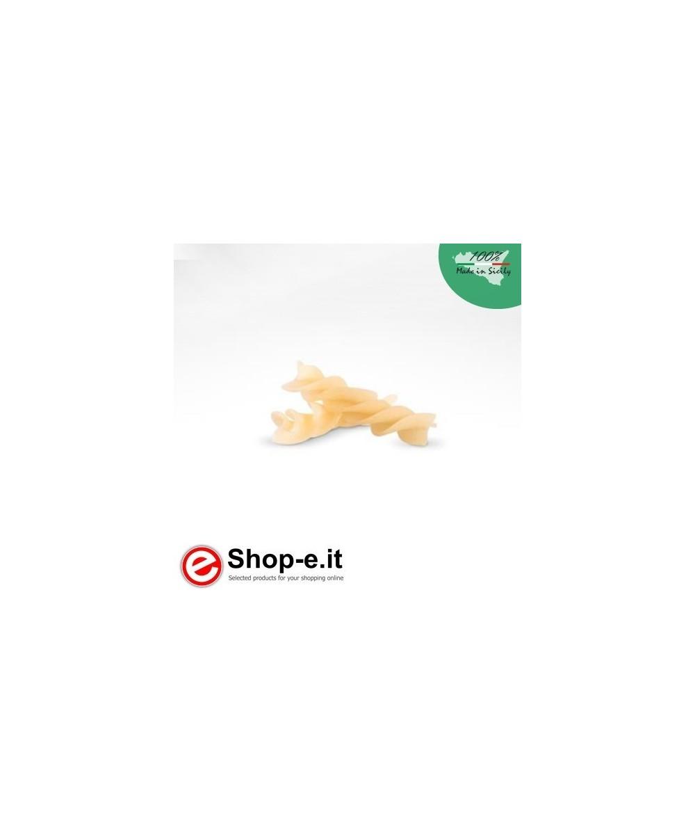 5 kg sizilianischer Bio-Hartweizen-Fusilli