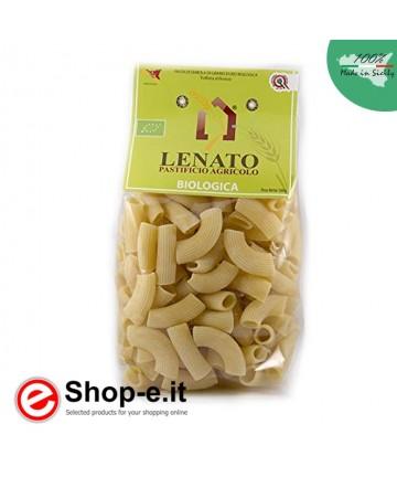 5 kg of organic Sicilian durum wheat Rigatoni