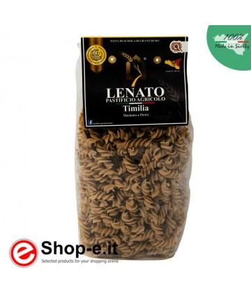 Fusilli di semola di grano duro siciliano timilia