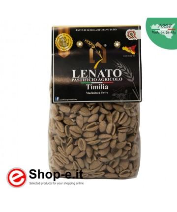 Cavatelli di semola di grano duro siciliano timilia