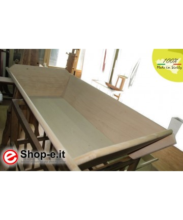 Extra large sideboard in solid beech