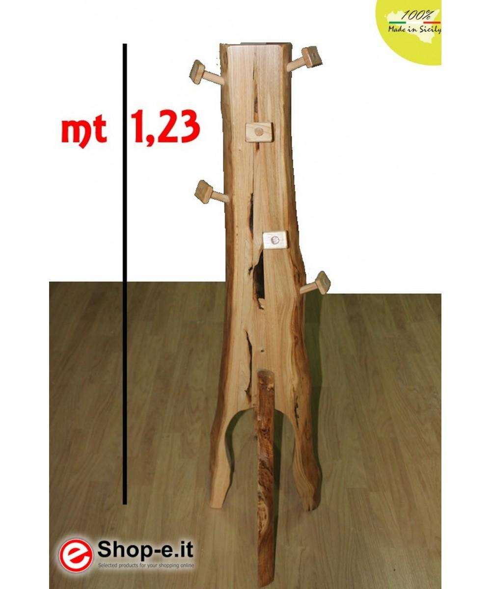123 cm chestnut hanger
