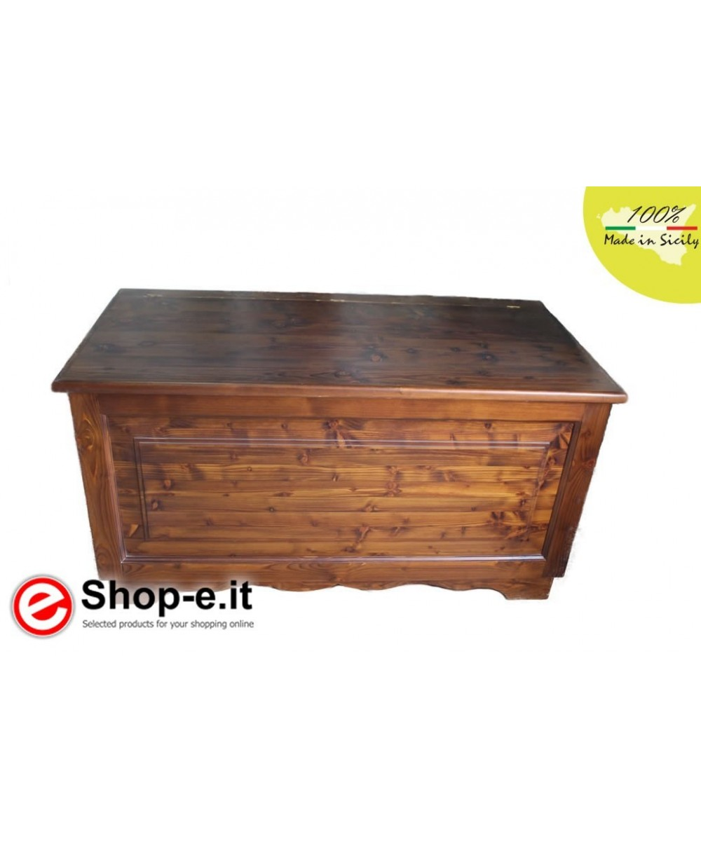 Solid spruce trunk