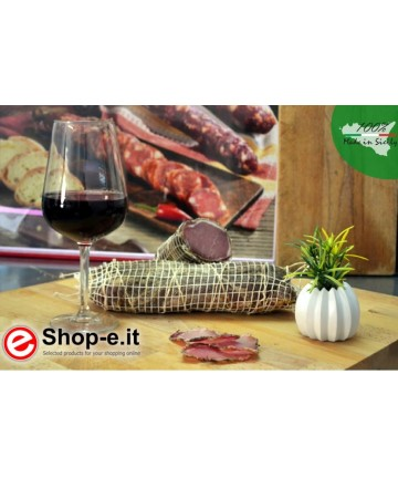 1 kg of Lonza with aromatic herbs