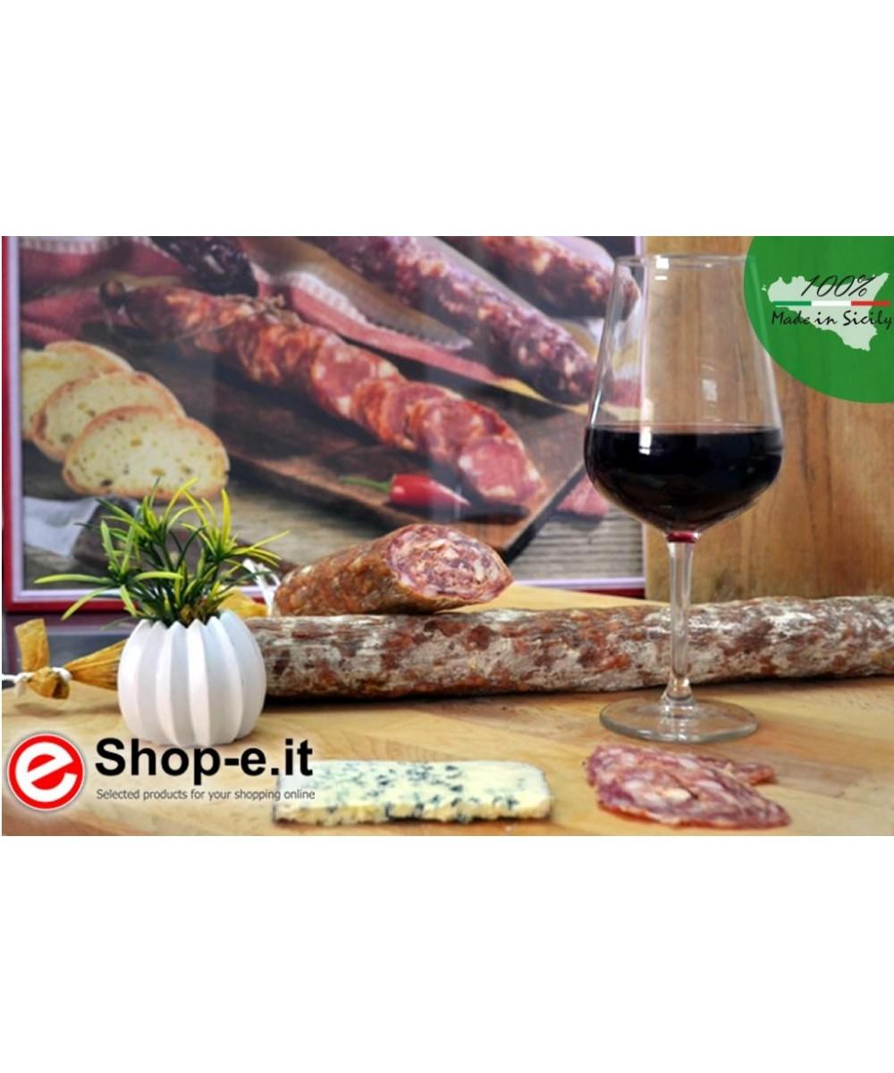 Salami mit Gorgonzola kg 1