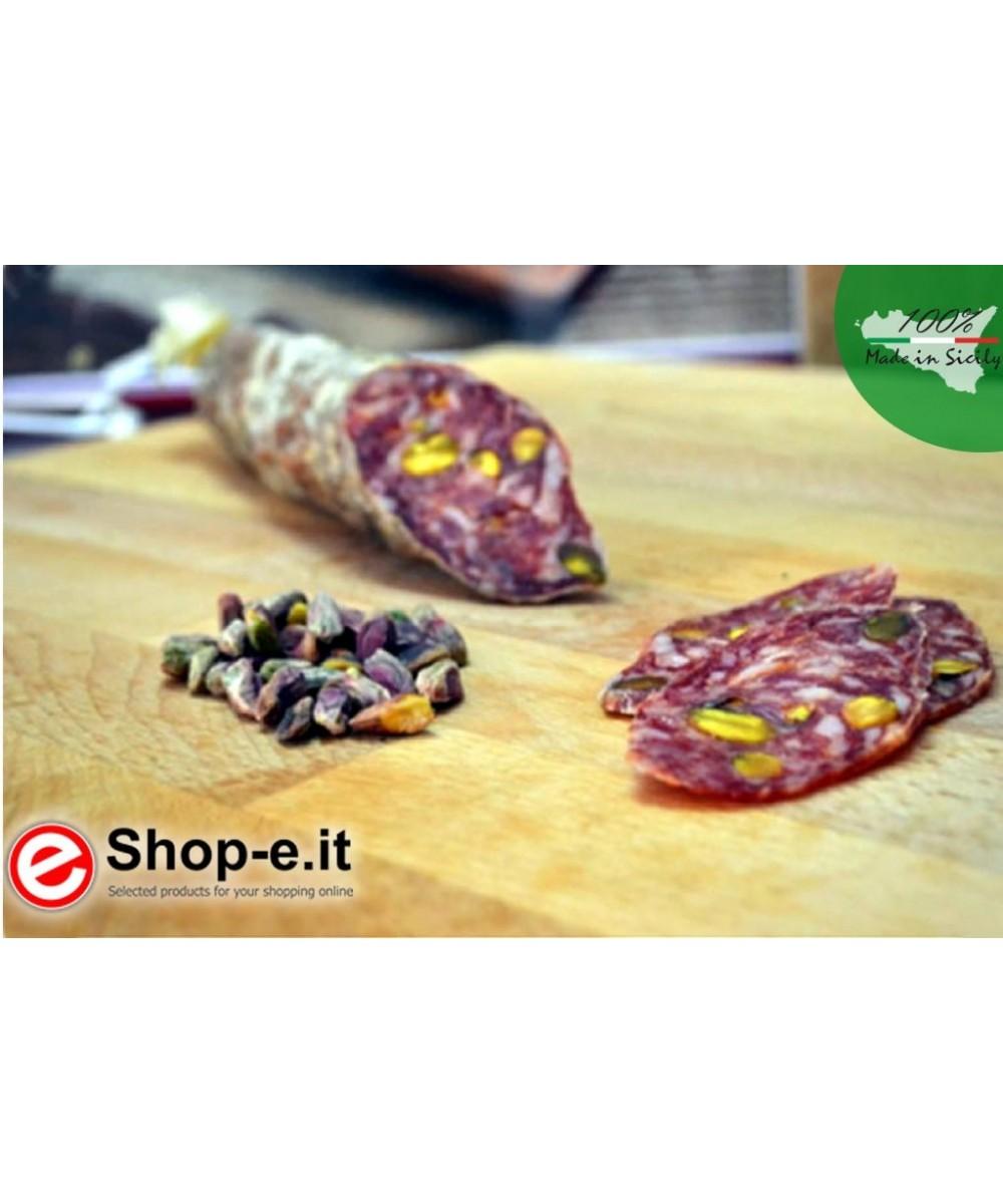 Salami mit Pistazie kg 1