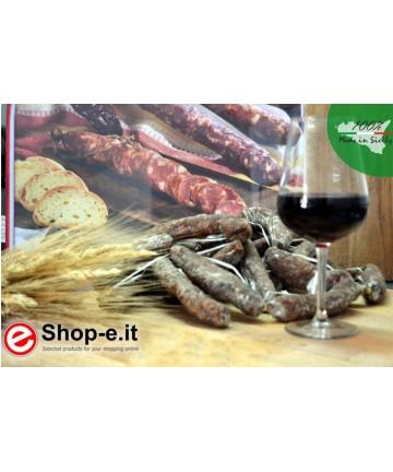 kg 1 Salsiccia essiccata