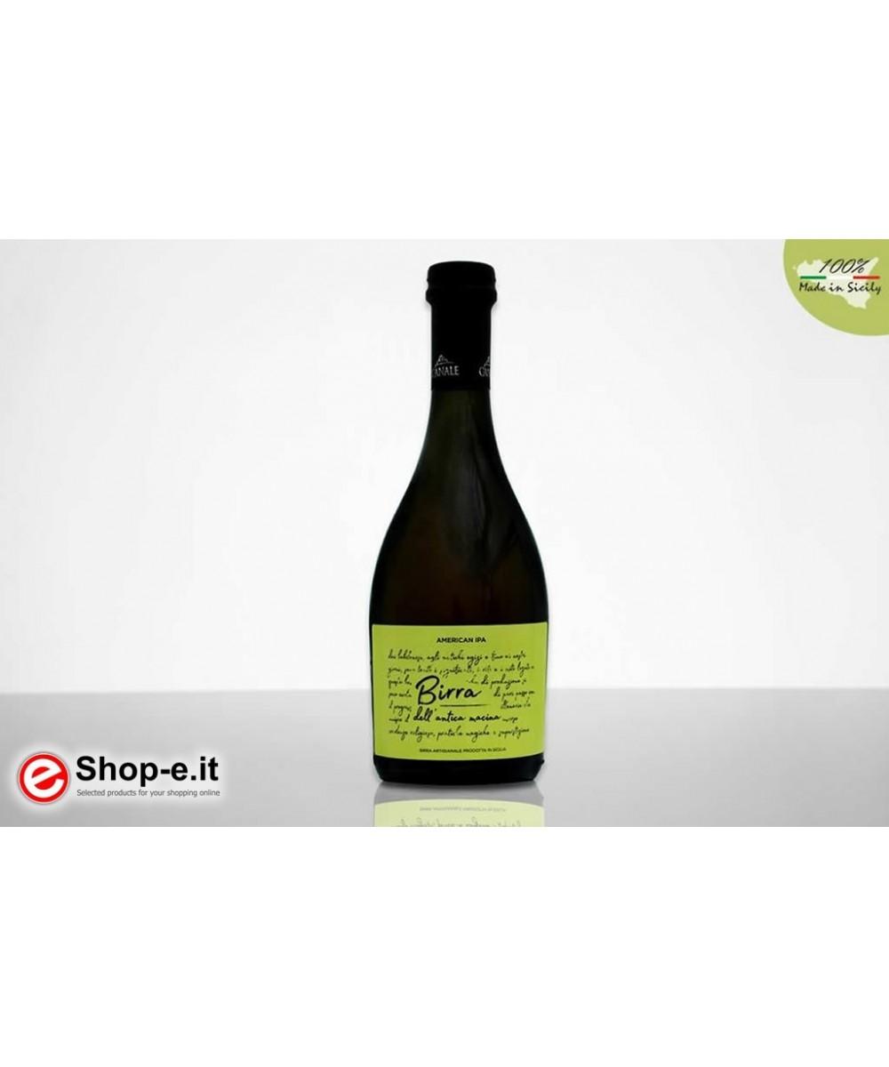 SCATOLA 12 BOTTIGLIE 330 ML. AMERICAN IPA - Birra artigianale siciliana