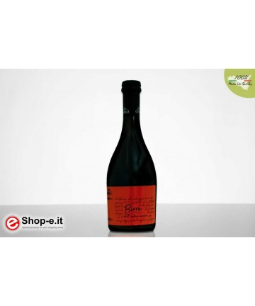 SCATOLA 12 BOTTIGLIE 500 ML. DOUBLE MALT - Birra artigianale siciliana