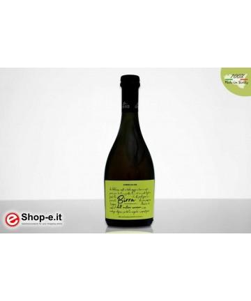Birra artigianale siciliana- SCATOLA 12 BOTTIGLIE 500 ML. AMERICAN IPA