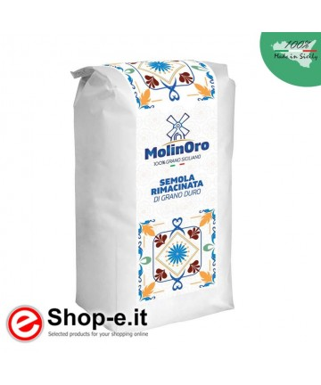 5 Kg of Sicilian durum wheat flour