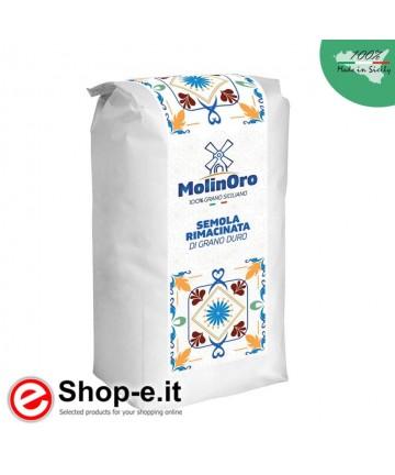 5 Kg of Sicilian durum wheat flour