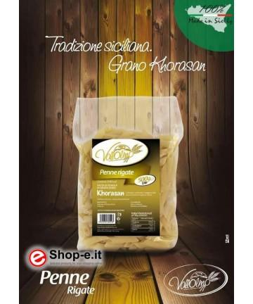 6kg di Penne Rigate di grano duro siciliano Khorasan