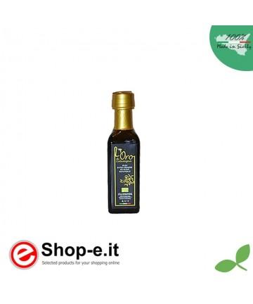 Bottiglia 0,10 lt Olio Extra Vergine di Oliva da coltivazione biologica