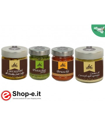 Sicilian preserves savings pack