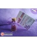 gr 0.25 of Saffron in stigmas (8 portions)