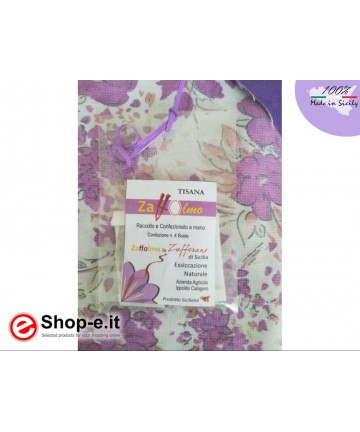 Herbal tea Saffron and Wild Fennel from Sicily (3 pcs)