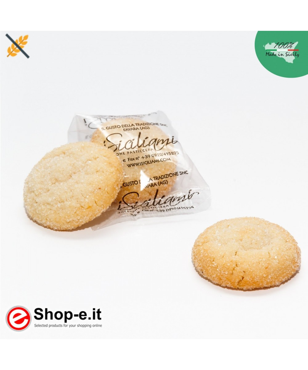 Traditional almond soft macaroons
