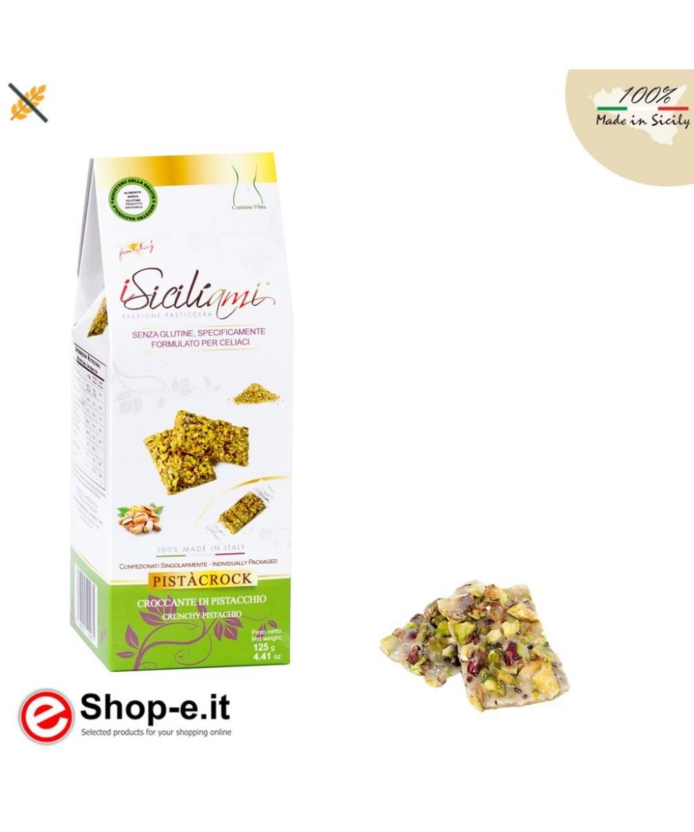 PistàCrock Crunchy pistachio