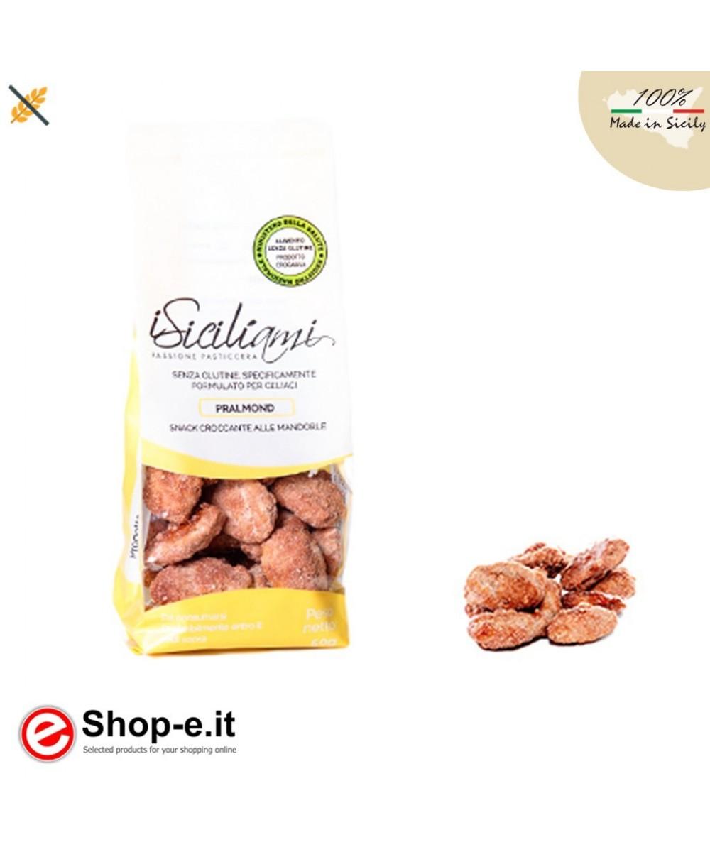 PRALMOND, praline almonds